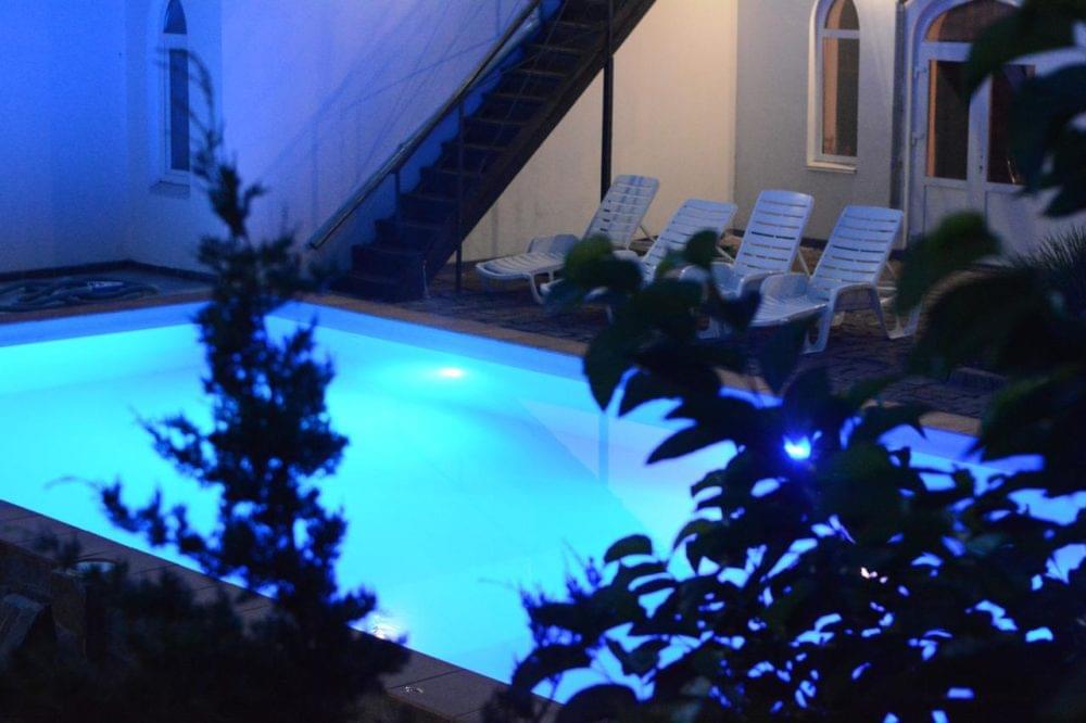 отель в Судаке