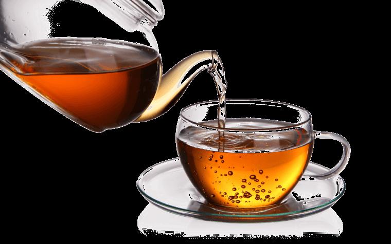 Чай в Капселе