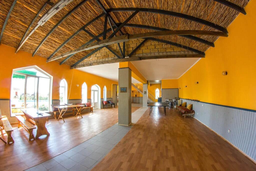 Конференц зал в Крыму