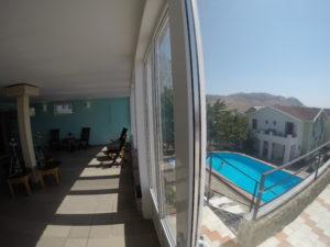 Ilgeri Resort хамам и инфракрасная сауна. Курортный отдых на мысе Меганом