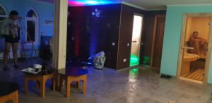 Spa зона в Ilgeri Resort