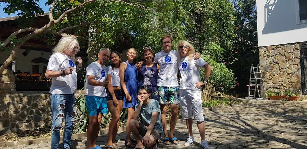 Синяя Птица отдыхает в Ilgeri Resort