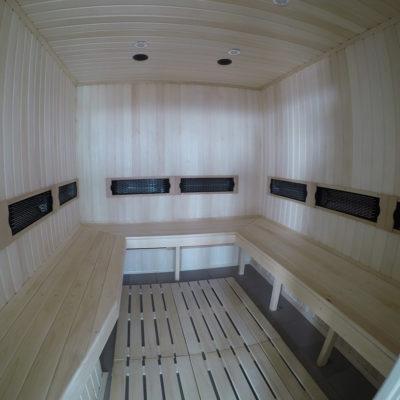 Отель с сауной в Судаке