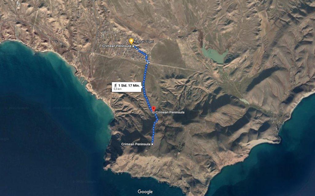 Пеший поход с отеля Ilgeri Resort на Меганом