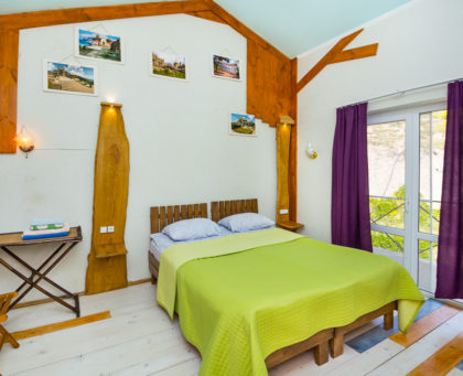 Семейная комната в Ilgeri Resort