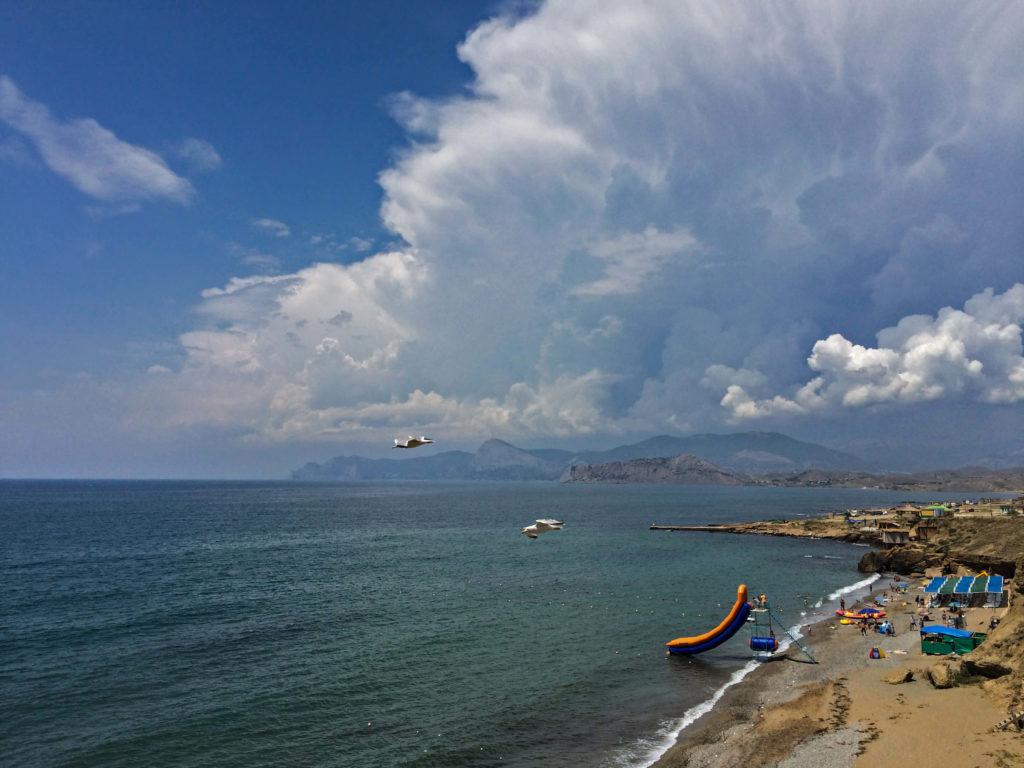 Пляж Меганома